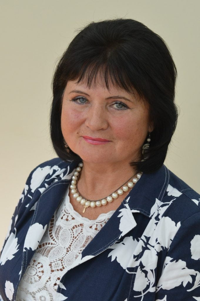 Белобородова Наталья Владимировна