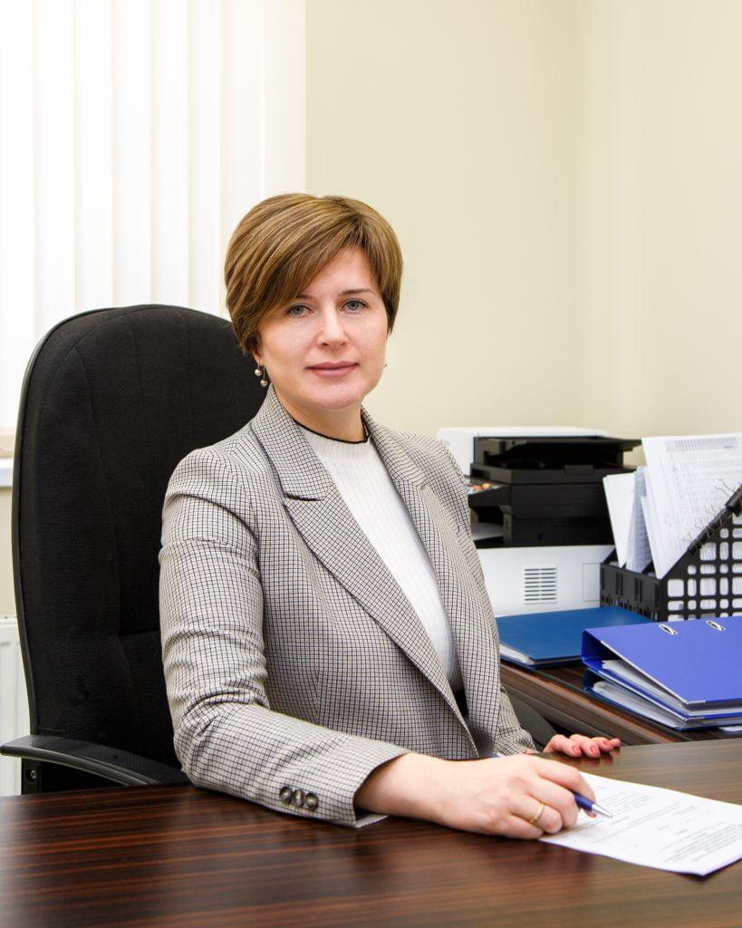 Семененя Ирина Владимировна