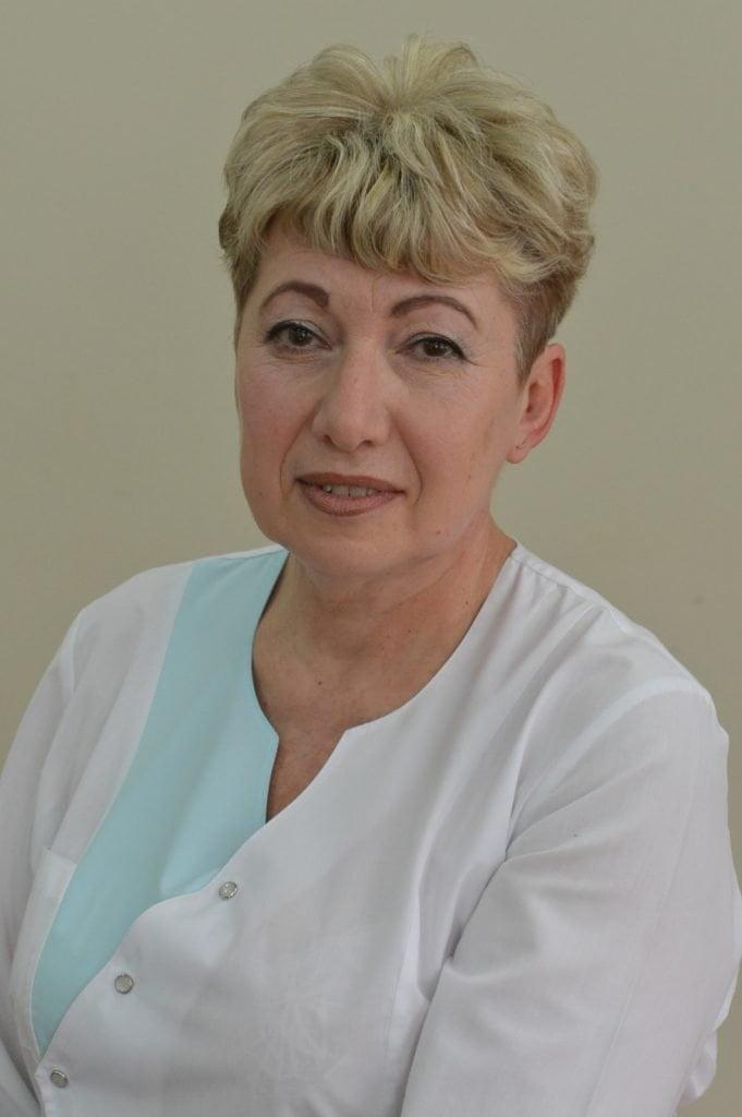 Панасенкова Ольга Геннадьевна