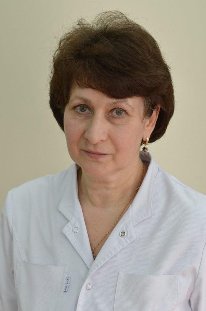 Матафонова Светлана Николаевна