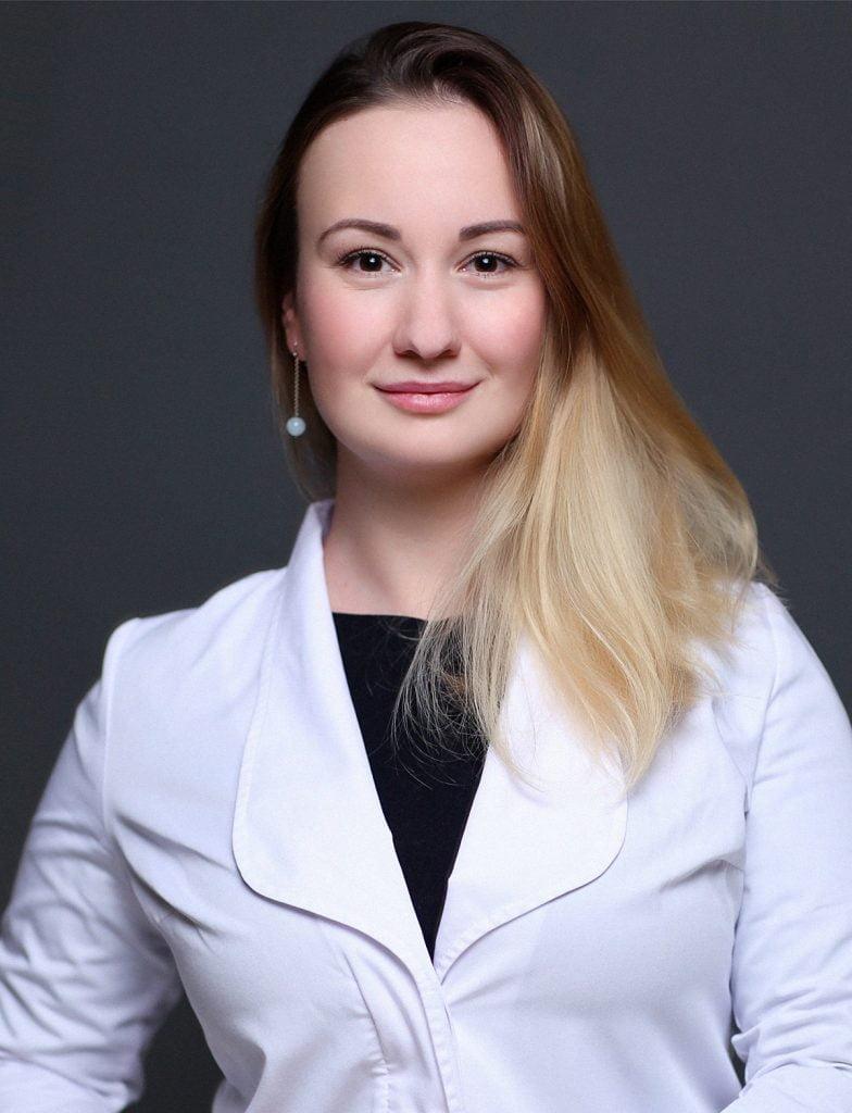 Радутная Маргарита Леонидовна