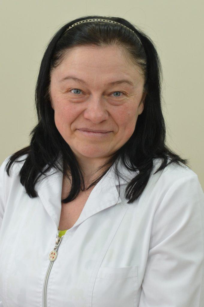 Борисова Елена Афанасьевна