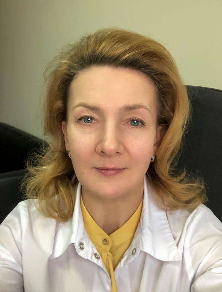 Смирнова Мария Юрьевна
