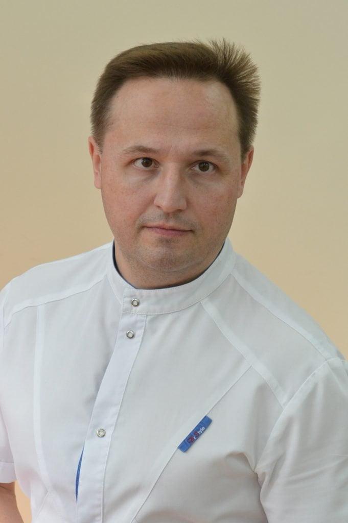 Антонов Олег Евгеньевич