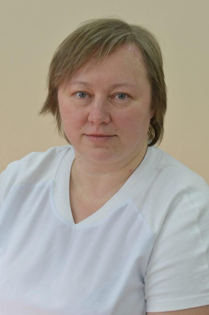 Гриценко Ирина Михайловна