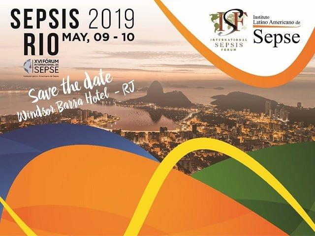 ФНКЦ РР на Международном Сепсис-форуме 2019 в Рио-Де-Жанейро (Бразилия)