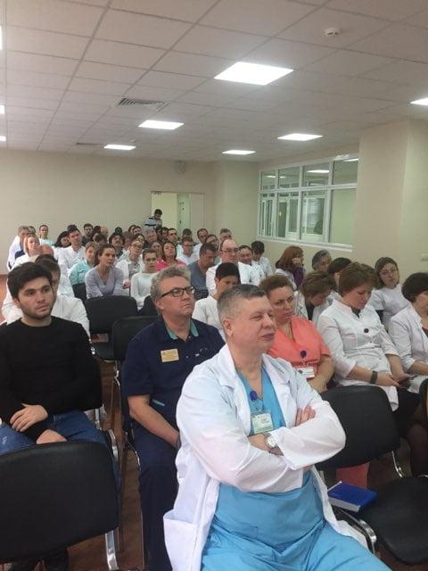 Cостоялся Круглый стол Совета молодых ученых ФНКЦ РР