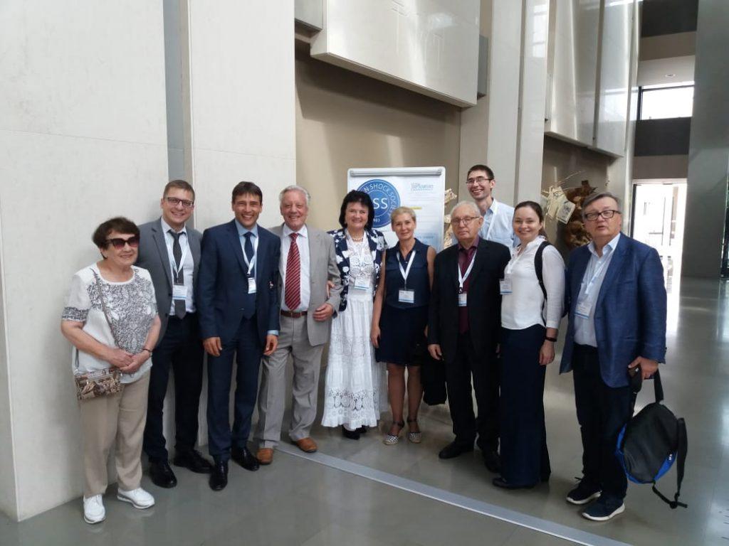 XVIII Конгресс Европейского общества по изучению шока и IX Конгресс Международной Федерации обществ по изучению шока