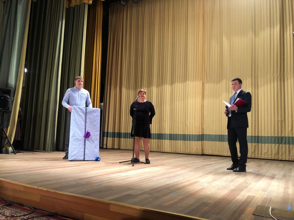 Наши поздравления коллективу, учащимся и выпускникам медицинского колледжа Министерства науки и высшего образования Российской Федерации