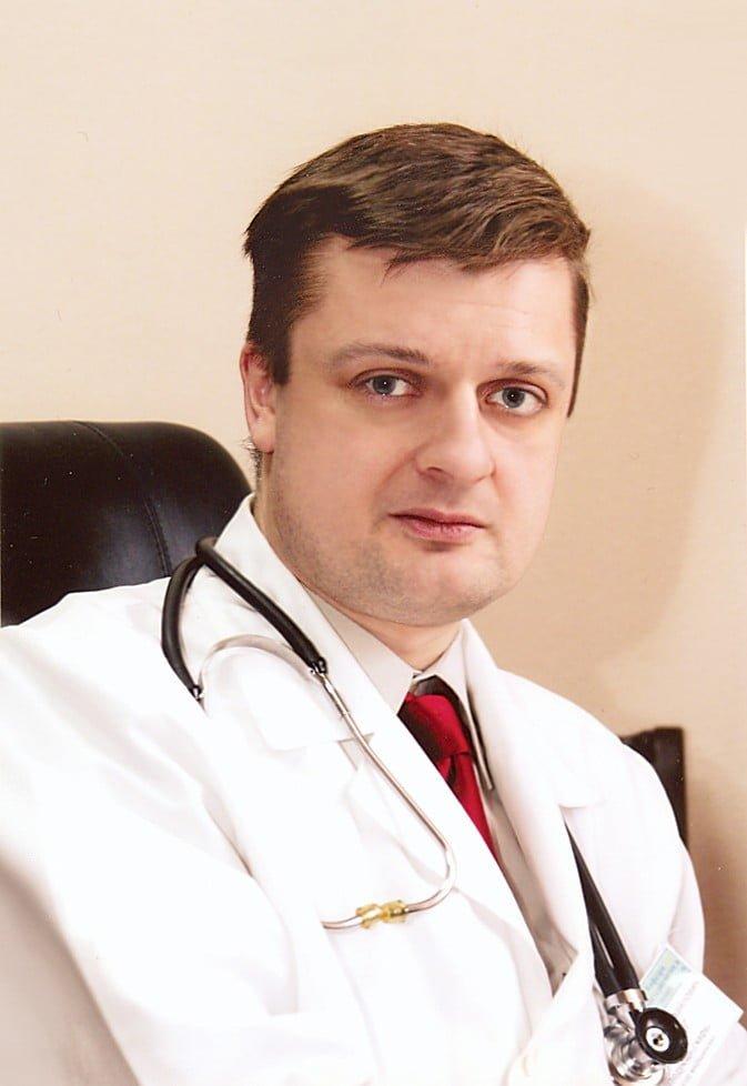 Лебединский Константин Михайлович