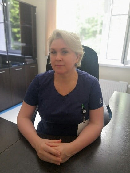 Хижняк Татьяна Ивановна