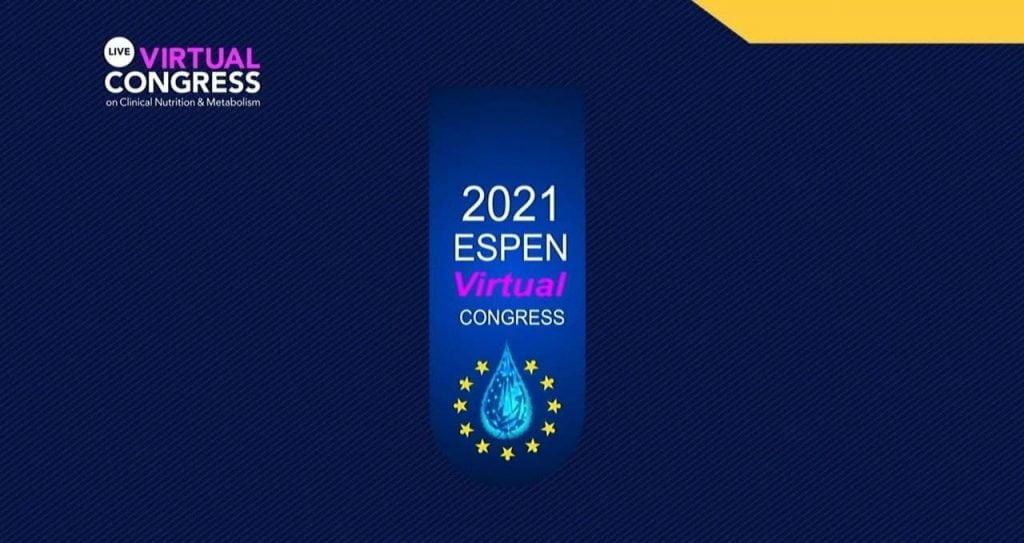 ФНКЦ РР на международном конгрессе ESPEN 2021